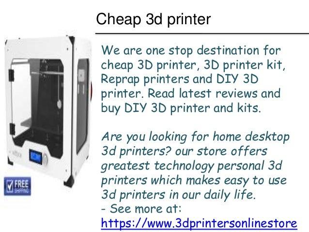 3d printer price Slide 3