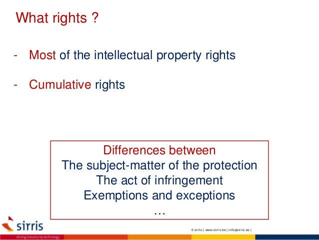 D Printing Intellectual Property Issues