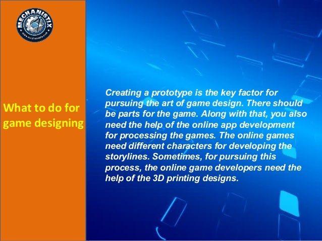 3 d printing and online app development play many roles in