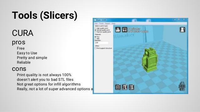 3D printing basics for FDM printers