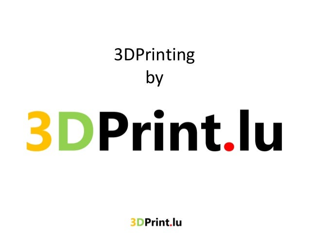3DPrinting by