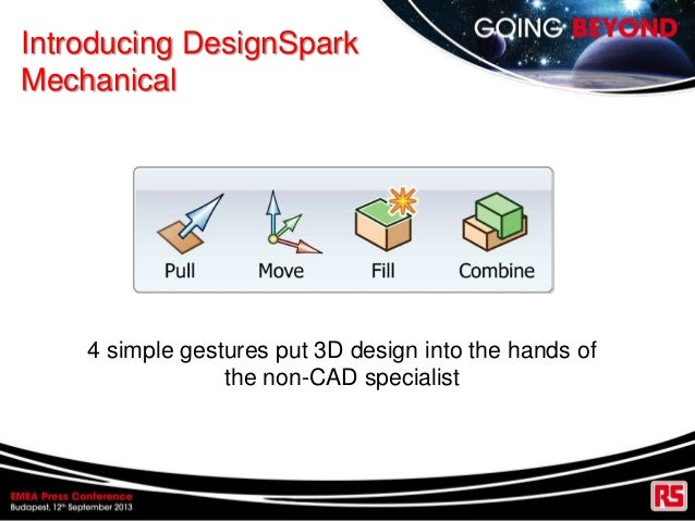 designspark mechanical 3d printing design software free