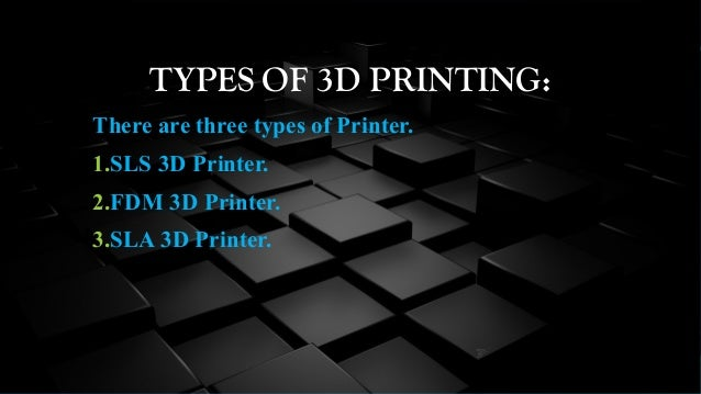 3d printing technology In the us alone, the value of this type of printing technology was $132bn in 2016,  you don't have to know how 3d printing works in order to grasp its .