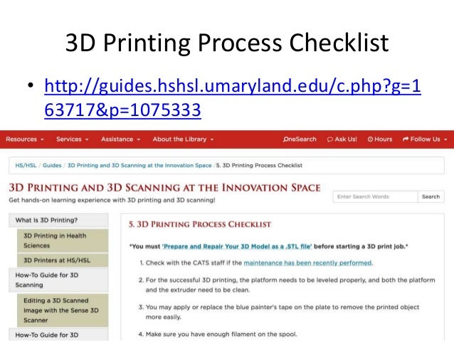 Introduction to 3D Pri...