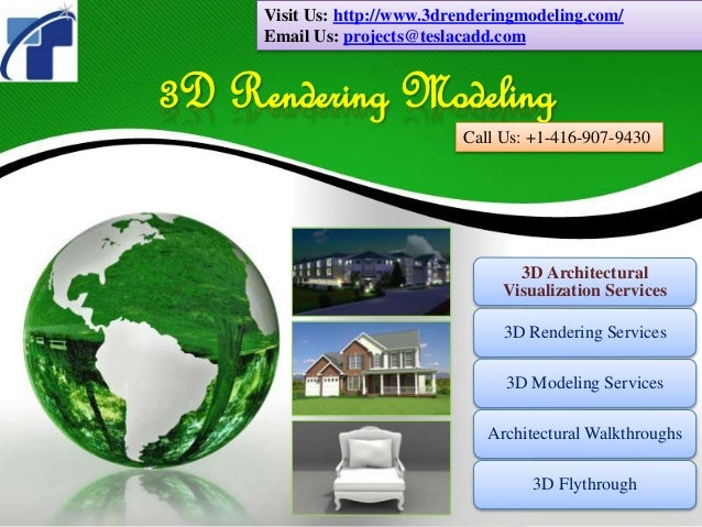 3D Rendering Modeling 3D Architectural Visualization Services 3D Rendering Services 3D Modeling Services Architectural Wal...