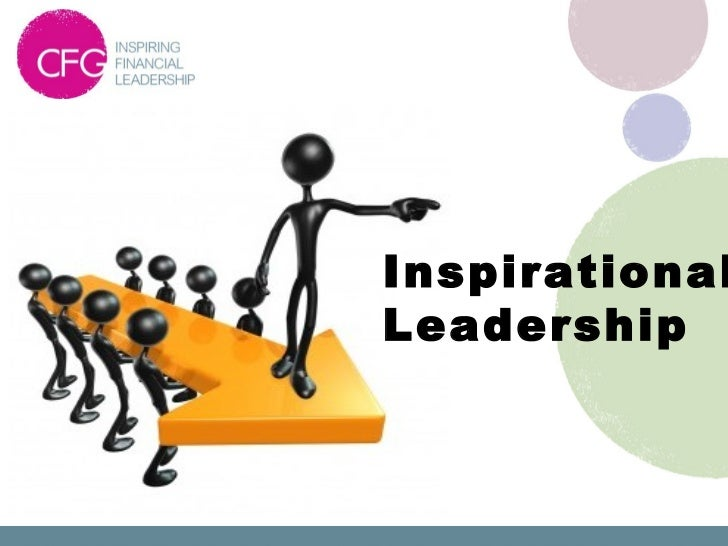 Making a         differenceInspirationalLeadership