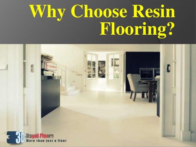 Resin & Decorative Flooring in UK