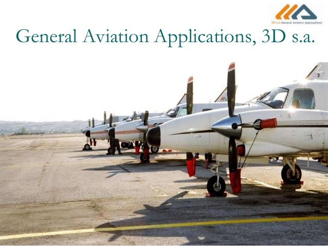 3D General Aviation Applications SA (Company Profile)