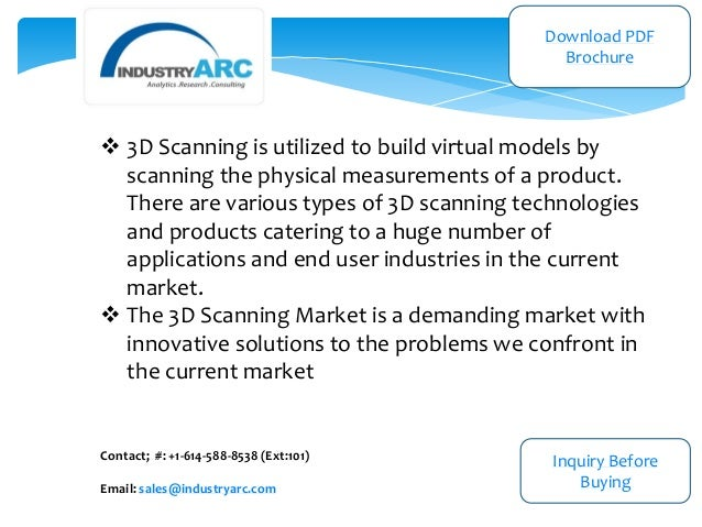 3D Scanning Market Analysis By Technology (Laser Scanner