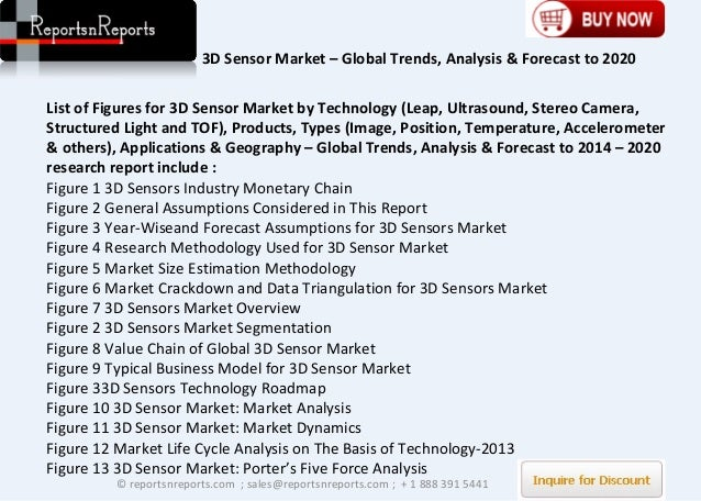 CMOS Image Sensor Market To Grow At A CAGR Of 5% From 2014 To 2020