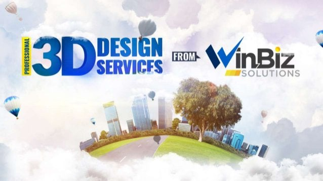 OVERVIEW OF WINBIZSOLUTIONS WinBizSolutions is among the top 3D design service providers in India that offer high-quality ...
