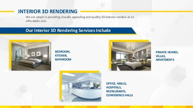 EXTERIOR 3D RENDERING Our Exterior 3D Rendering Services Include RESIDENTIAL PROPERTIES COMMERCIAL PROPERTIES We provide d...