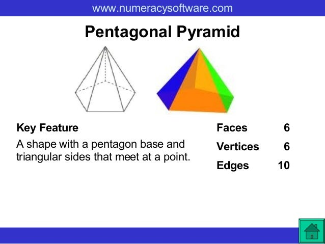 Pictures of Pentagonal Prism Faces Edges And Vertices