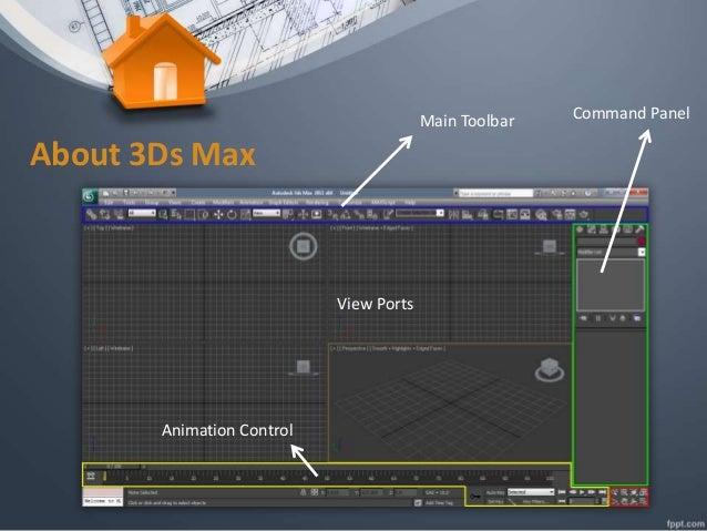 3Ds Max presentation