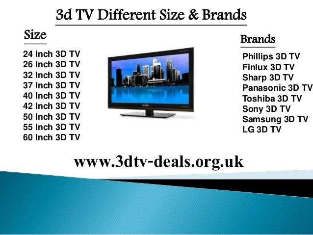 Tv deals uk cheap