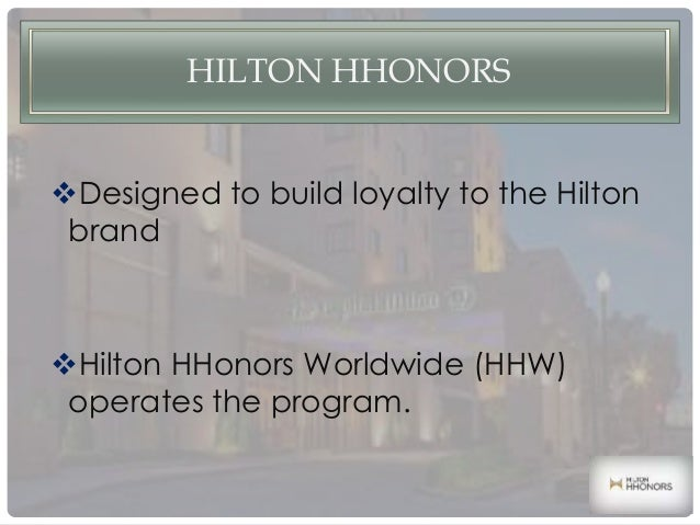 hilton hhonors case study questions and answers Essay case study answers to case study 121 questions 1 hilton hhonors case study essay hhonors case study essay hilton hhonors strategic response to.