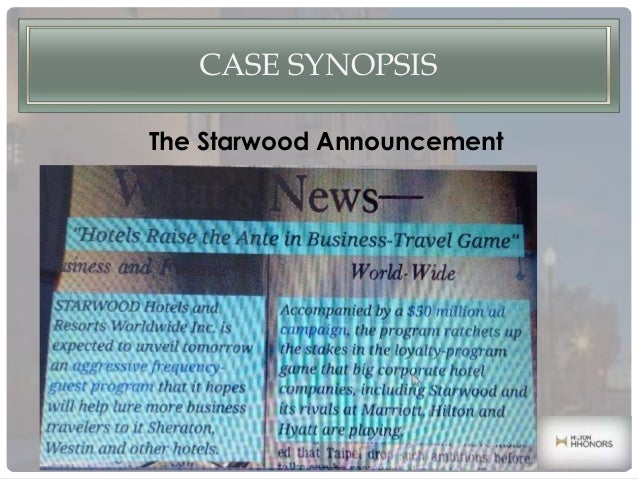 starwood swot