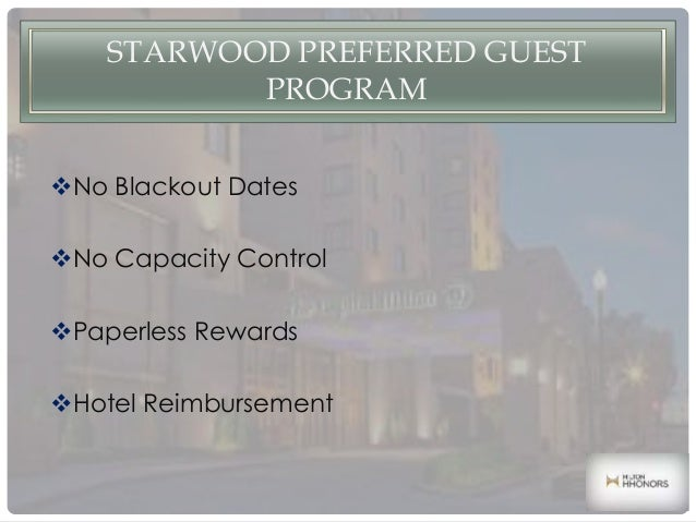 starwood hotels loyalty program swot analysis Starwood hotels and resorts swot analysis strengths  below is the strengths, weaknesses, opportunities & threats (swot) analysis of starwood hotels and resorts :  the mere number of locations increases loyalty to brand 6 their loyalty program is the world's most award-winning guest loyalty program 7 has an employee strength of nearly.