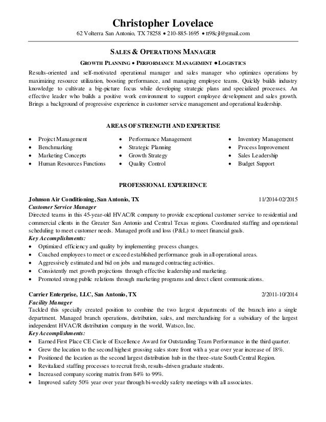 second page of resume twnctry