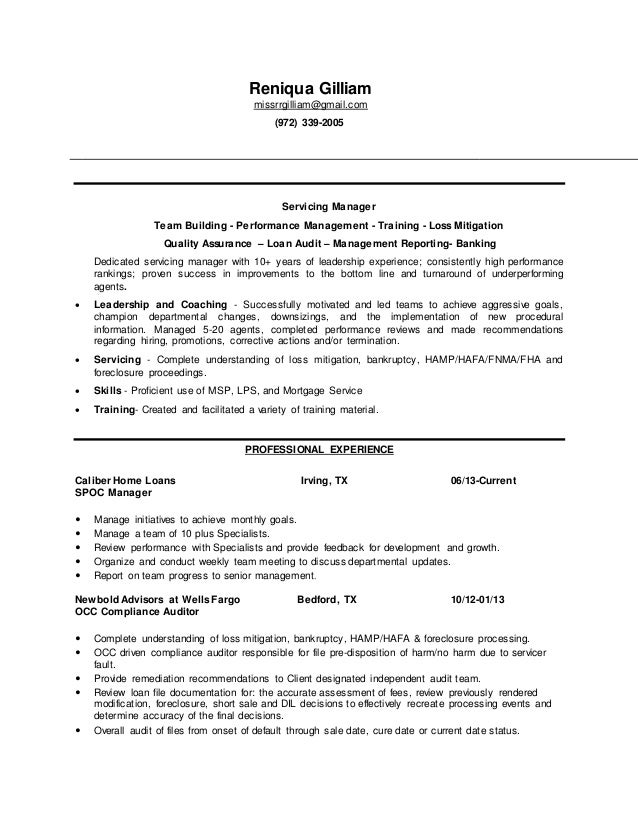 Cleland James Writing Homework 3rd Period loan servicer resume