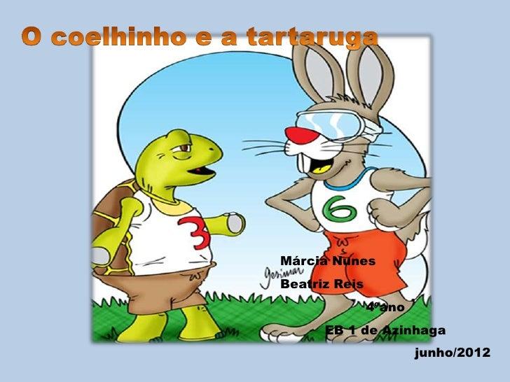 Márcia NunesBeatriz Reis               4ºano      EB 1 de Azinhaga                       junho/2012