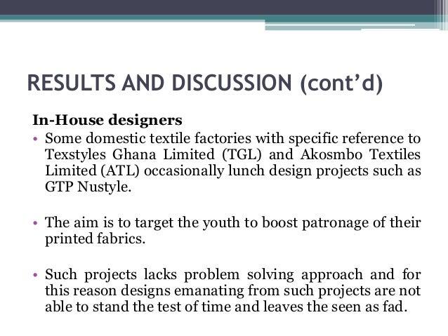 TEXTILE DESIGN AS PROBLEM SOLVING(presentation)