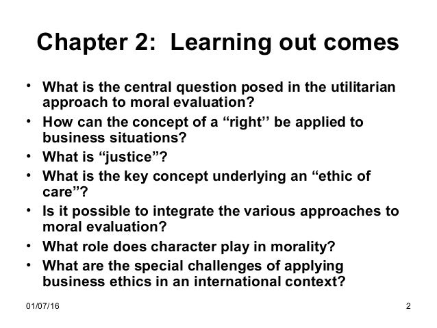 resolving ethical business challenges chapter 6 Ethics at work overview addressed in church exclude most workplace and business ethics issues chapter 8, where he examines ethical decisions that arise from.