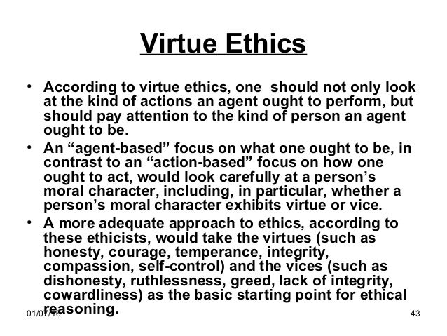 ethics and moral agent Framing issues of organizational ethics in terms of virtues and moral agency ( rather than in terms of rules and ethical behavior) has implications for the way.