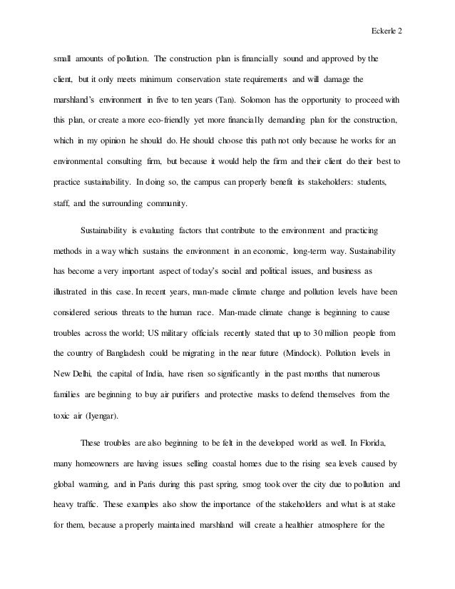 Essay On Energy Conservation  Sample Of Informative Speech Essay also Essay On Domestic Animals Business Ethics Essays Mgn Business Ethics Mid Term Exam  Database Essay