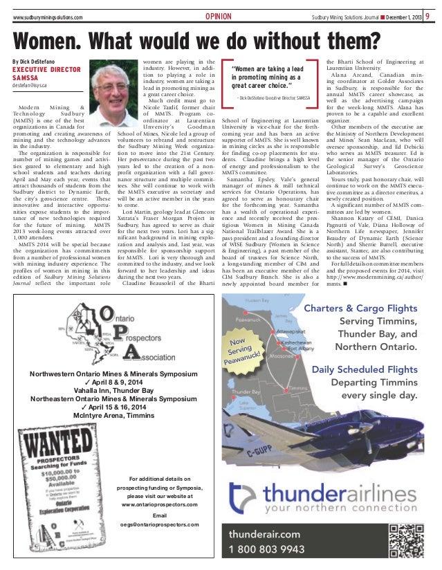 Sudbury Ontario Newspaper