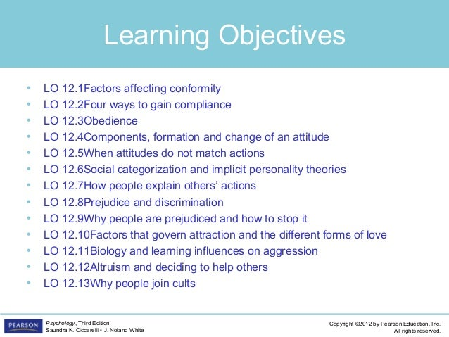 PSYC1101 Chapter 12 PowerPoint Slide 2