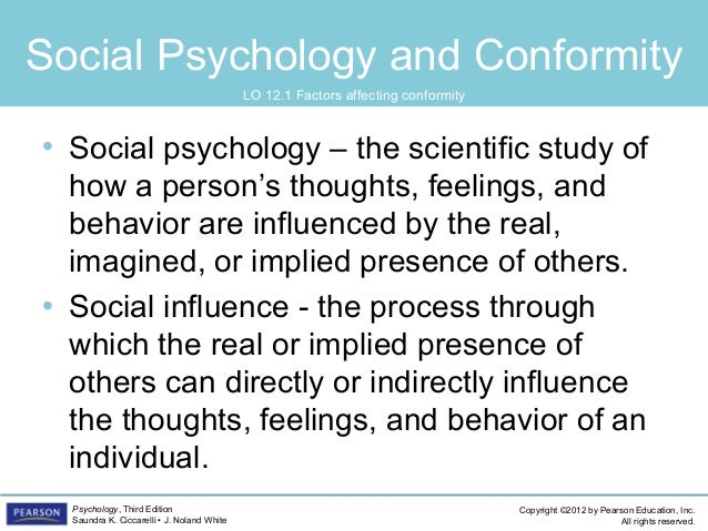 social psychological theories of attitude formation Attitudes have been described as one of the most important concepts in social psychology according to petty and cacioppo (1981) 'the term attitude should be used to refer to a general.