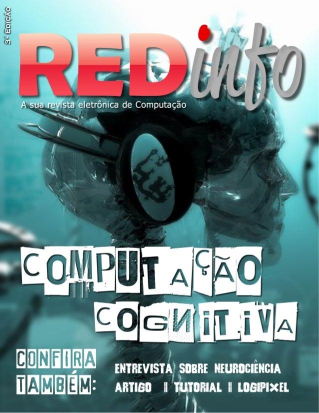 3ª edicao redinfo, a sua revista eletrônica de computação
