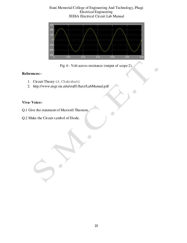 circuit analysis lab rh slideshare net