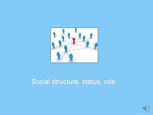 Final teaching demo with narration- social structure