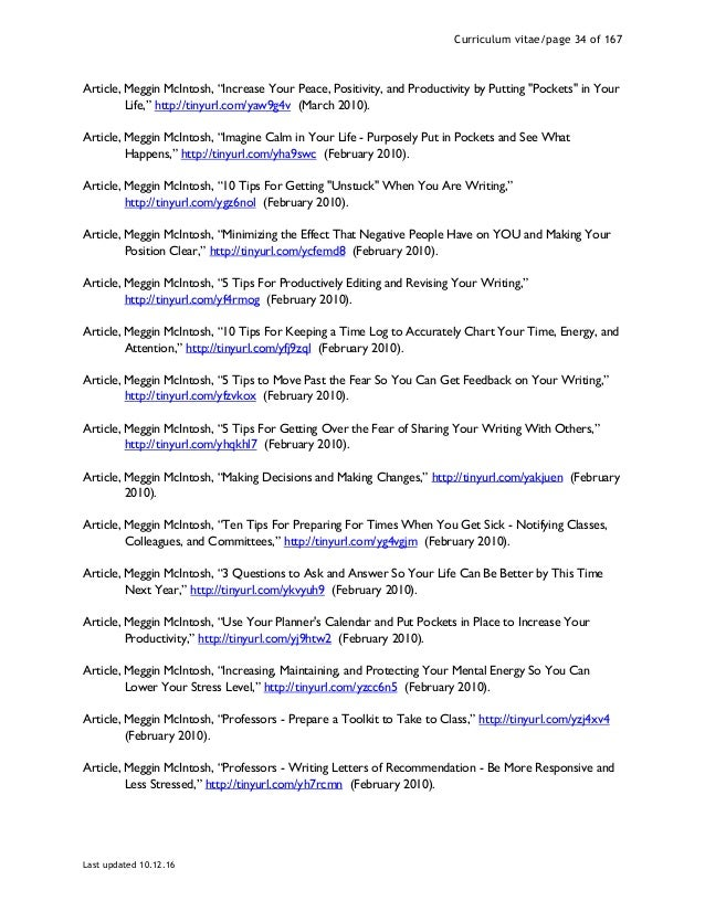 Meggin mcintosh phd curriculum vitae updated 10 24 16 34 fandeluxe Choice Image