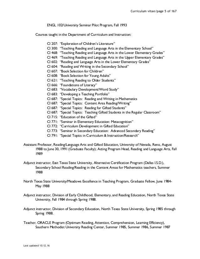 Meggin Mcintosh Phd Curriculum Vitae Updated 10 24 16