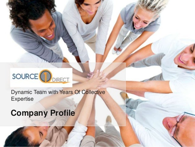 Dynamic Team with Years Of Collective Expertise Company Profile