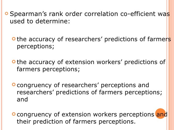 The role of extension in agricultural