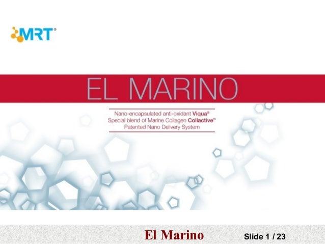 El Marino Slide 1 / 23