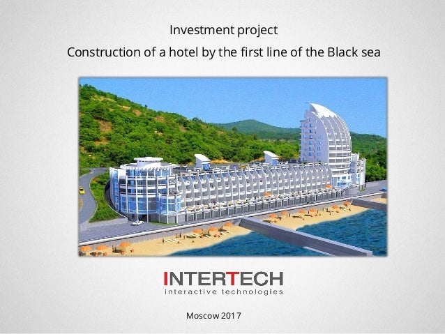 The project is essentially a site with one of the best locations by the Black sea coast. The site is rectangular shaped, i...