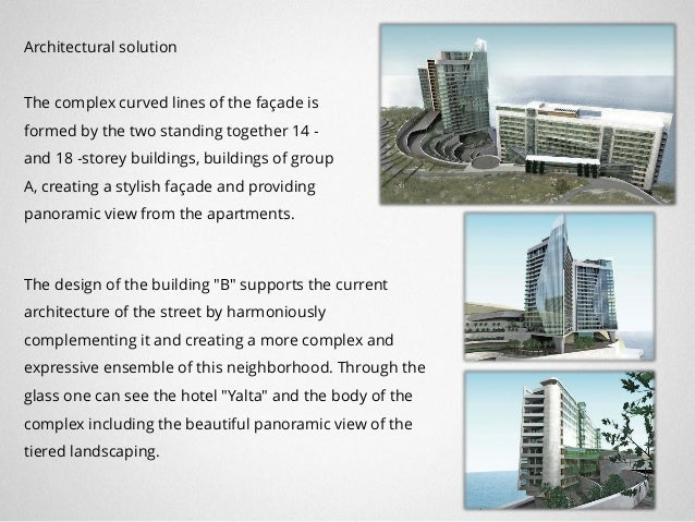 The aim of the project is to invest in the construction of a multifunctional detached complex of residential, hotel, and e...