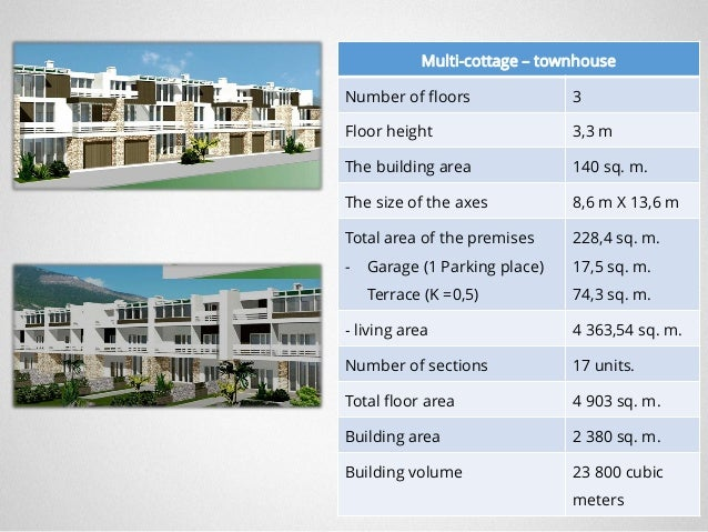 • Total site area is 0.62 hectares. • The site has flat terrain, the elevation difference does not • Exceed 1.2 m. • Build...