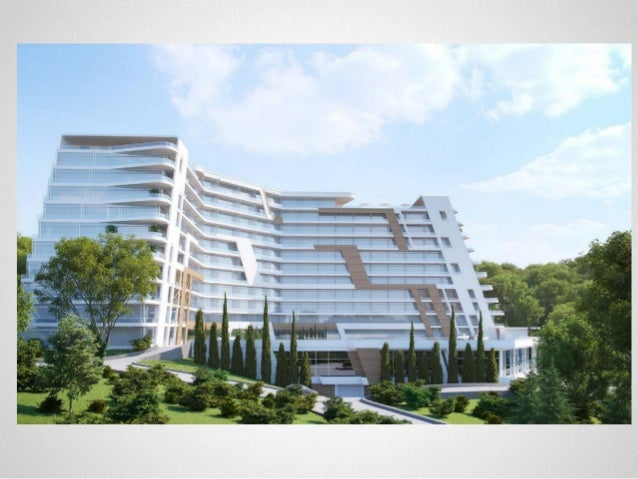 Technical and economic characteristics of the project  Total area is 22 014,5  Floors including basement + ground floor ...