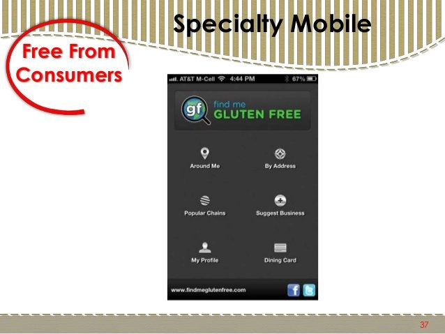 Specialty Mobile 37 Free From Consumers