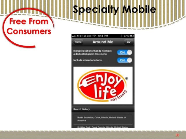 Specialty Mobile 38 Free From Consumers