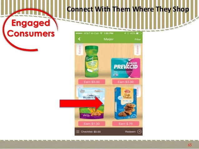66 Engaged Consumers Connect With Them Where They Shop