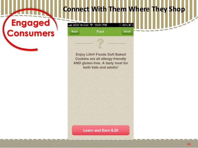 67 Engaged Consumers Connect With Them Where They Shop