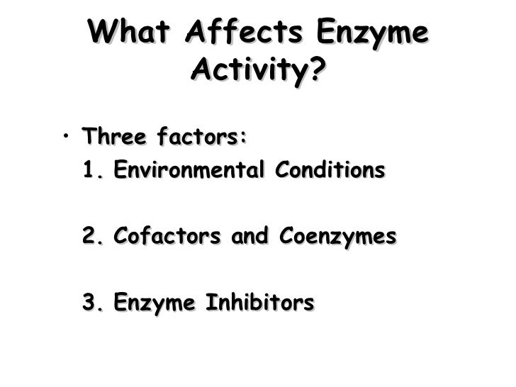 affects of ph on peroxidase enzyme How does ph affect enzyme activity  this affects individual amino acids in the enzyme, possibly disrupting bonds that define the shape.