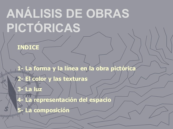3ºEso Analisis Obras PictóRicas Cast Slide 2
